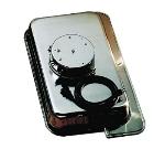 Bon Chef 11006E Rectangular Dripless 2-Gallon Water Pan w/ Electric, Heater