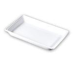 Bon Chef 12017 Rectangular Ceramic Chafer Food Pan, 20-7/8 x 12-5/8-in