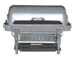 Bon Chef 12040CH Full Size Chafer w/ Roll-top Lid & Chafing Fuel Heat
