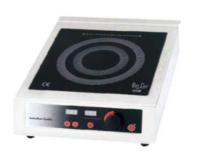 Bon Chef 12082 Countertop Commercial Induction Cooktop, 110v