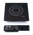 Bon Chef 12085 Drop-In Commercial Induction Cooktop w/ (1) Burner, 208-240v/1ph