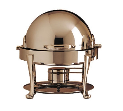 Bon Chef 19014CH 3-Qt Chafer w/ Chrome Trim, Roman