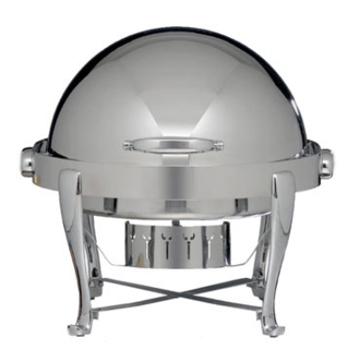 Bon Chef 19100CH 2-Gallon Chafer w/ Chrome Trim