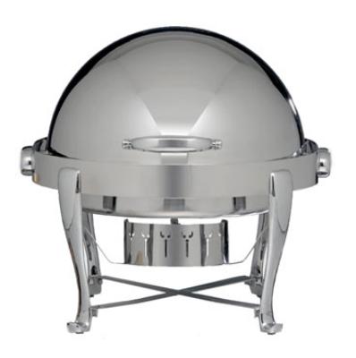 Bon Chef 19100CH 2-Gallon Chafer w/ Chrome Trim