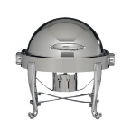 Bon Chef 19114CH 3-Qt Chafer w/ Chrome Trim