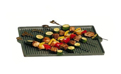 Bon Chef 2082T Tempo Grill Pan for Conveyer Oven, 15 x 19-in, Aluminum