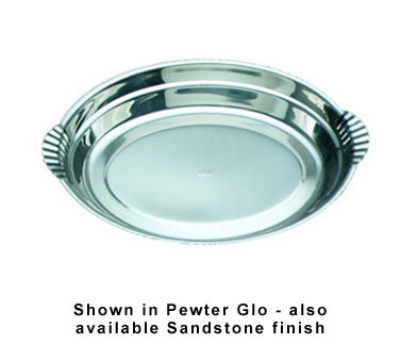 Bon Chef 2278 4-QT Casserole/Steam Table Dish, Heavy Gauge High Polish Stainless