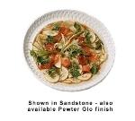 Bon Chef 2308P 5-QT Bowl, Aluminum/Pewter-Glo