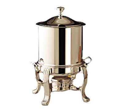 Bon Chef 33001HL 8-QT Marmite w/ Hinged Lid, Silver Plated