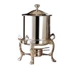 Bon Chef 37001HLS 8-QT Renaissance Marmite w/ Hinged Lid, Silver Plate