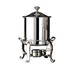 Bon Chef 39001HLS Round Chafer w/ Hinged Lid & Chafing Fuel Heat