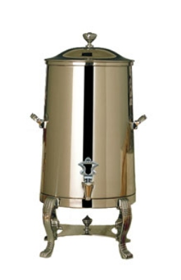 Bon Chef 40005CH 5-Gallon Coffee Urn Server, Insulated Heavy Gauge Stainless, Chrome