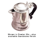 Bon Chef 4009P 20-oz Coffee Server, Aluminum/Pewter-Glo