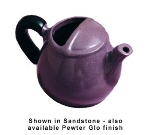 Bon Chef 4040P 16-oz Teapot, Aluminum/Pewter-Glo