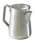 Bon Chef 4046 9-oz Creamer, Stainless Steel w/ Satin Finish