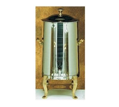 Bon Chef 41005 5.5-Gallon Coffee Urn Server, Single Wall, Stainless