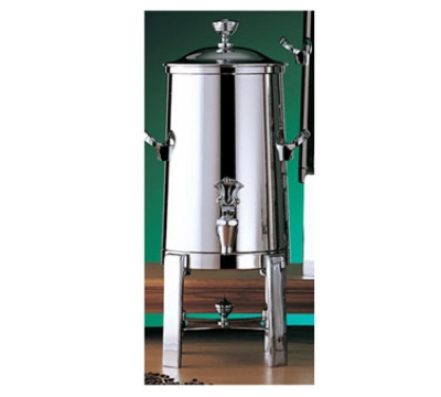 Bon Chef 42001C 1.5-Gallon Coffee Urn Server, Insulated, Stainless/Chrome