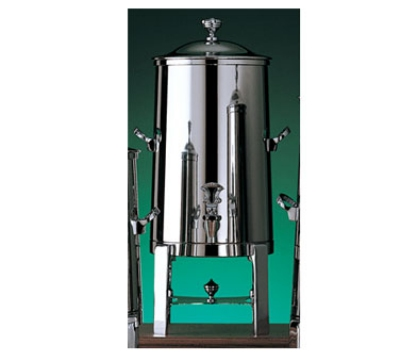 Bon Chef 42003C 3-Gallon Coffee Urn Server, Insulated w/ Chrome Trim