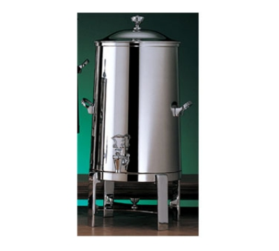 Bon Chef 42005C 5-Gallon Coffee Urn Server, Insulated w/ Chrome Trim