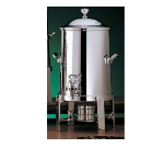 Bon Chef 42105C 5.5-Gallon Coffee Urn Server, Solid Fuel, Chrome