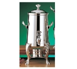Bon Chef 47101 2-Gallon Coffee Urn Server, Solid Fuel, Renaissance