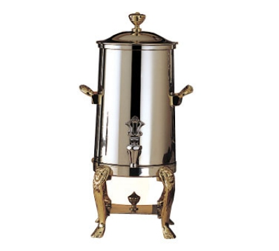 Bon Chef 48001 1.5-Gallon Insulated Coffee Urn Server, Lion