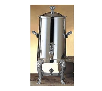 Bon Chef 48001C 1.5-Gallon Insulated Coffee Urn Server, Chrome, Lion