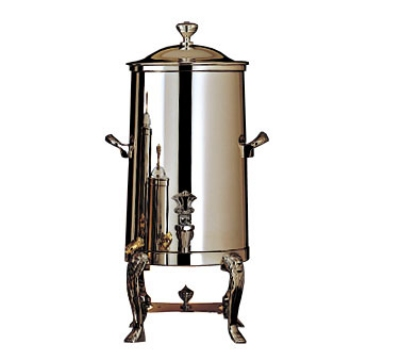 Bon Chef 48003C 3-gal Insulated Coffee Urn Server, Chrome, Lion