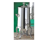 Bon Chef 49001C 1.5-Gallon Insulated Coffee Urn Server, Chrome, Roman