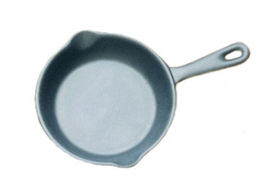 "Bon Chef 5009T 6.5"" Tempo Mushroom Saute Pan, Aluminum"