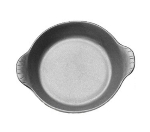 "Bon Chef 5018T 5.75"" Round Tempo Au Gratin Pan, Aluminum"