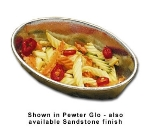 Bon Chef 5051P 9-oz Baker, Aluminum/Pewter-Glo