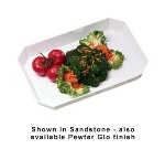 Bon Chef 5064P 6.5-qt Serving Casserole Dish, Aluminum/Pewter-Glo