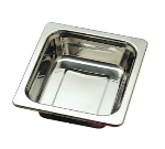 "Bon Chef 5209HR 1/2-Size Food Pan w/ Round Handles, 2.75"" Deep, Stainless Steel"