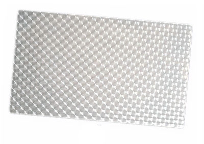 Bon Chef 52109 Full Size Tile Inset, Circles, Stainless