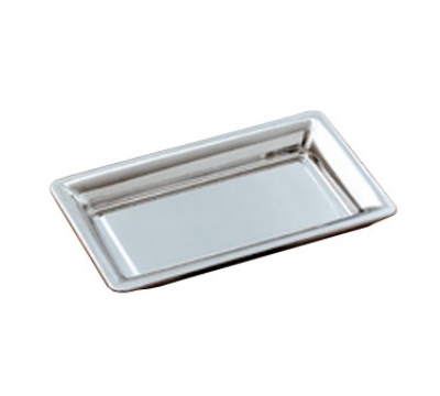 "Bon Chef 5217 Full Size Display Pan, 2"" Deep, Stainless Steel"