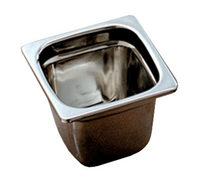 "Bon Chef 5221 Space Saver Bowl, 6 x 6 x 4.75"", Stainless Steel"