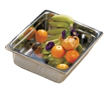 Bon Chef 5222 6-qt Casserole Dish, 3.5-in Deep, Stainless Steel