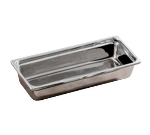 "Bon Chef 5223 Space Saver Bowl, 8.5 x 19-5/8 x 3.75"", Stainless Steel"