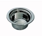 "Bon Chef 5250 2-qt Casserole Steamtable Dish, 4.75"" Deep, Stainless"