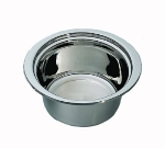 "Bon Chef 5260 5-qt Casserole Steamtable Dish, 5.5"" Deep, Stainless"