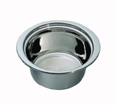 Bon Chef 5260 5-qt Casserole Steamtable Dish, 5.5-in Deep, Stainless