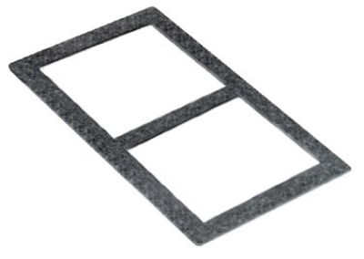 Bon Chef 53001 SLATE Tile For (2) 53101, 53102 Or 53103, Slate
