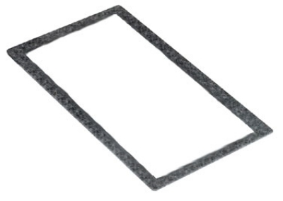 Bon Chef 53003 SLATE Tile For (1) 53104, 53105 Or 53106, Slate