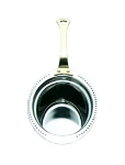 "Bon Chef 5303HR Full Oval Food Pan w/ Round Handle, 4.25"" Deep, Bolero"