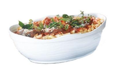 Bon Chef 53201 BLK 11-qt Euro Bowl,  Melamine/Black