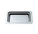 "Bon Chef 5406 Food Pan, 2.25"" Deep, Laurel, Stainless"