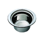 Bon Chef 5450HL 2-qt Round Casserole Steamtable Dish w/ Long Handle, Laurel