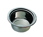 Bon Chef 5460HRSS 5-qt Casserole Steamtable Dish w/ Round Stainless Handle, Laurel