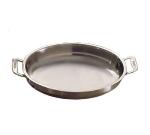 Bon Chef 60002 2.5-qt Oval Cucina Au Gratin Dish